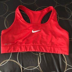 NIKE Red Underwear Fro sport